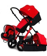 3 in 1 baby strollers sleeping basket newborn baby carriage 0~36 month F... - $415.00