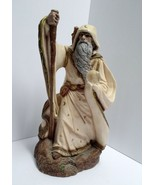 WINDSTONE EDITIONS LARGE WHITE WIZARD RETIRED PENA 1986 - $297.00