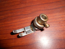 Domestic 151 Rotary Old Style Foot Clamp #342 w/Straight Stitch Foot #343 - $22.50