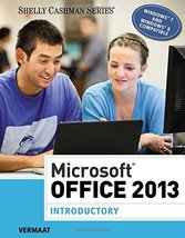 Microsoft Office 2013: Introductory (Shelly Cashman Series) [May 31, 201... - $25.00