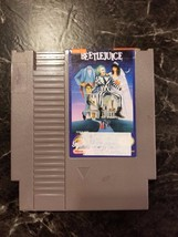 Beetlejuice (Nintendo Entertainment System, 1991) - $18.99