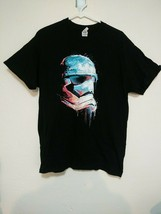 Star Wars storm trooper mask sz large L tshirt (reminds me of snowmobile... - £7.72 GBP