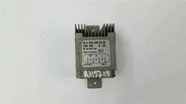 Auxiliary Fan Control Module OEM 2000 00 Mercedes E430 P/n: 0255453232 R319708 - $63.56