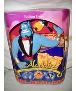 Disney's Aladdin Fashion Genie Doll NRFB Damaged box, read Mattel 1993 - $69.99