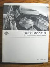 2004 harley-davidson vrsc v-rod service manual w wiring diagrams, 400+
