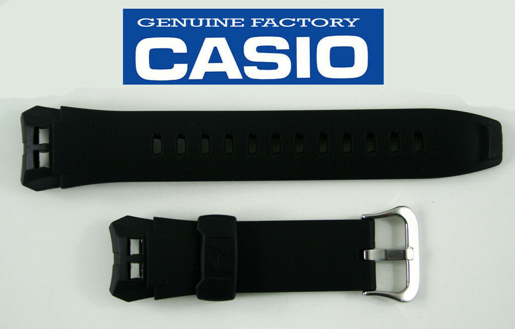 Primary image for Genuine Casio G-Shock  watch band Strap Black G-511 G-700 G-501 G-550FB