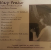 Harp Praise by Laurie Muirhead  Cd  image 2