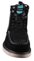 Diamond Supply Black Suede G.I. Ankle Moc Work Boots NIB image 5