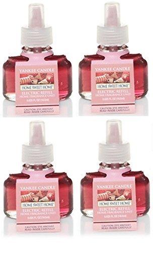 Yankee home sweet home scentplug 4 pack