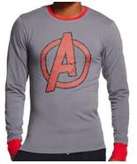 Marvel Avengers Cool Johns Long Underwear M 32 34 Small NEW Lounge Sleep... - $18.00