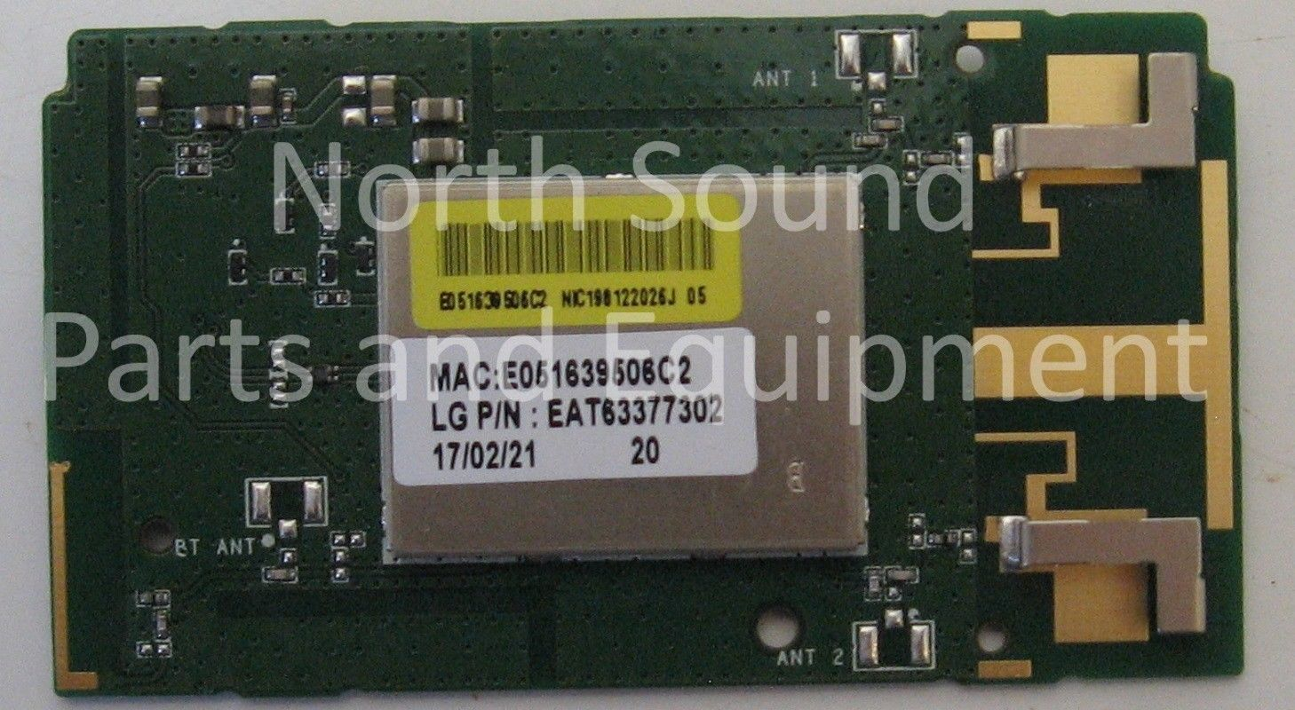 LG Wi-Fi Module-EAT63377302 and similar items