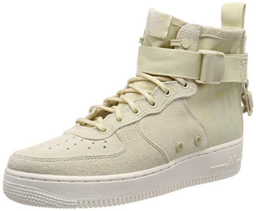 Primary image for Nike Women's W SF AF1 Mid Fossil/Sail AA3966-202 (Size: 9.5)
