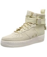 Nike Women's W SF AF1 Mid Fossil/Sail AA3966-202 (Size: 9.5) - $217.80