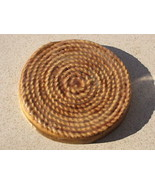"""Coiled Rope Concrete Stepping Stone Mold 16""""x3"""" Make For Less Than a Dol... - $39.99"""