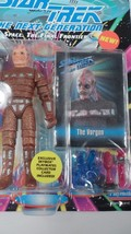 MIB 1993 Playmates Star Trek TNG Next Generation Vorgon Alien Action Figure - $7.08