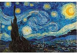 OZMI Jigsaw Puzzles 1000 Pieces for Adults and Kids, Starry Night Adult Jigsaw P image 10