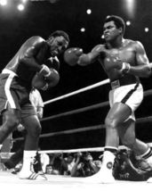 Muhammad Ali Joe Frazier Manila Vintage 8X10 BW Boxing Memorabilia Photo - $6.99