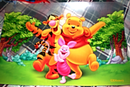 Disney Placemat Winnie the Poo - $4.95