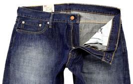 Levi's Strauss 514 Men's Slim Fit Straight Leg Jeans Pants 514-0191 SIZE 30x32 image 3