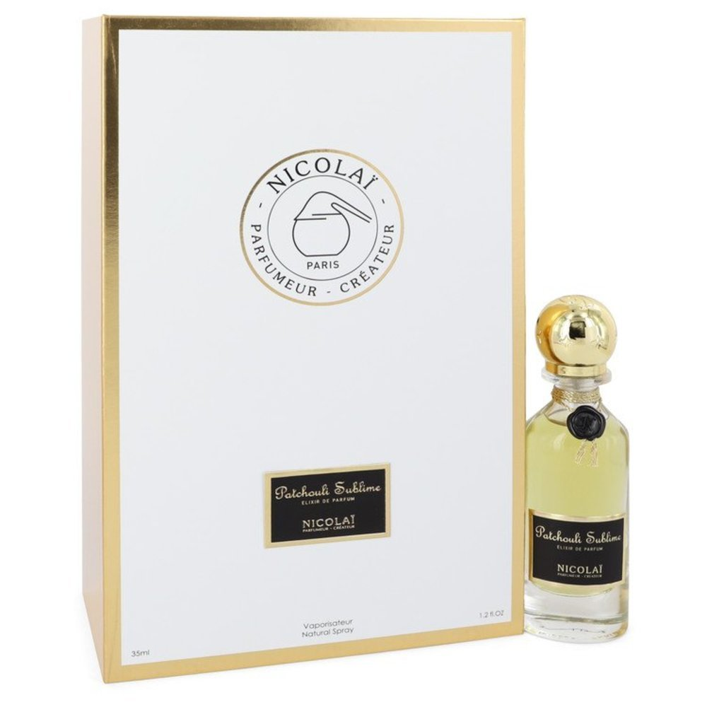 Primary image for Nicolai Patchouli Sublime By Nicolai Elixir De Parfum Spray 1.2 Oz For Women
