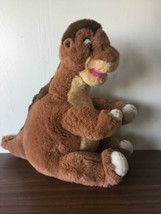 1988 GUND JCPenney The Land Before Time Little Foot Dinosaur Stuffed Plush Y - $29.69
