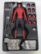 Hot Toys Spider Man 3 Movie Masterpiece Action Figure MMS143 1/6 From JAPAN - $354.20