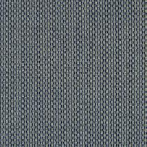 HBF Upholstery Fabric Double Stitch Nubby Wool Bleu Marine 3.75 yds 986-... - $160.31