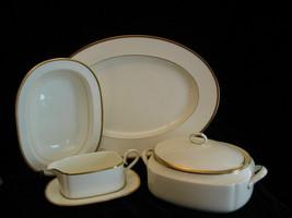 Vintage Noritake Troy Bone China Cream w Gold Trim Japan Wedding Gift  *Choice  - $19.79+