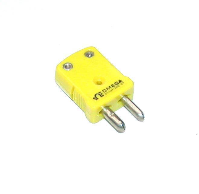 Omega Male Yellow Thermocouple Plug Type K and similar items