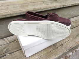 10 VTG Deck NOS Oxfords Condition shoes Bostonian M Size Leather Unworn wq06FrqaxA