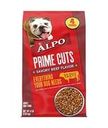 Purina ALPO Dry Dog Food, Prime Cuts Savory Beef Flavor - 4 4 lb. Bags - $23.38