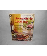 Better Homes and Gardens Home Style Cooking Book Regional Recipes 1975 - $19.27