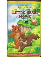 The Little Bear Movie (2001) VINTAGE VHS Cassette - $14.84