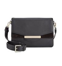 NWT KATE SPADE NEW YORK CARMEL COURT KAELA LEATHER SHOULDER BAG BLACK - $191.57