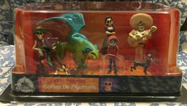 Disney Store Coco Figurine Play Set New Halloween Sale - $25.24