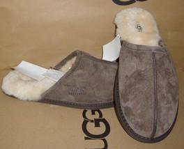 UGG Australia Men's Scuff Slippers Chocolate Sizes US 9, UK 8 NEW Style ... - $917,41 MXN