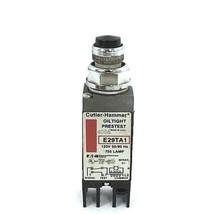 CUTLER HAMMER E29TA1 BLACK OILTIGHT PRESTEST INDICATOR 120V 50/60HZ