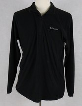 Columbia Mens 1/2 Zip Pullover Shirt Size Large - $20.78