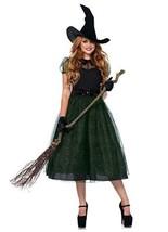 Leg Avenue Women's Darling Spellcaster Costume, Black, X-Large - £37.26 GBP
