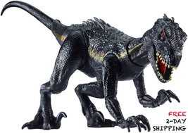 ORIGINAL Jurassic World Indoraptor kingdom Dinosaur Action Figure High Q... - $25.73