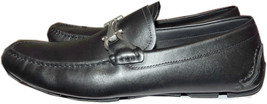 $560 Salvatore Ferragamo Plum Moccasin Driving Leather Loafers Shoes 7 EE WIDE - $249.99