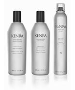 Kenra Volume Shampoo Conditioner Hairspray Gift Set - $58.41