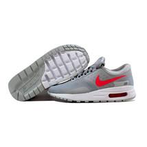size 40 e04cb 89f7f Nike Air Max Zero Essential Wolf GreyRacer Pink-White 881229-003 GS