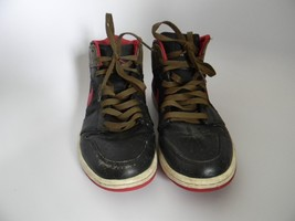 Nike Air Jordan aj v1 Chukka Khaki Bright Citrus size Right shoe 8.5 \ L... - $39.99