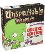 Unspeakable Words Deluxe Edition NEW! - $32.00