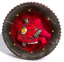 Red Demon Wheel Yokai image 2