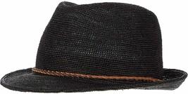 Unisex Goorin Bros Morning Glory Fedora Hat - Black, Size Large - $74.99