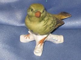 Greenfinch Bird Figurine by W. Goebel. - $29.00