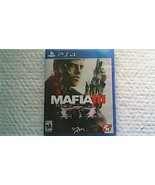 Mafia III (Complete, With Map)  (Sony PlayStation 4, 2016) - $9.99