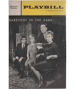 "Biltmore Theatre Playbill ""BAREFOOT IN THE PARK"" April 1966 Neil Simon - $3.00"
